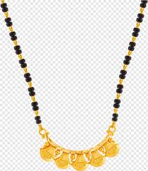 Png Gold Mini Mangalsutra Designs With Price Png Mangalsutra Gold Mangalsutra Hd Png Download