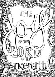 Bible Verse Coloring Pages Free Printable Color Bros