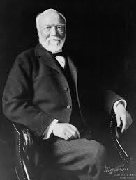 where nineteenth century entrepreneurs robber barons writework andrew carnegie american businessman and philanthropist
