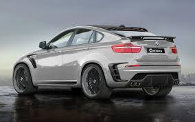 BMW Convertible fastest bmw model : 888 horsepower BMW X6 Typhoon RS by G-Power | BMWCoop