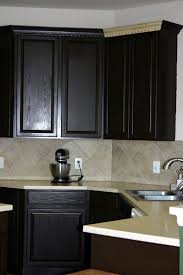Espresso Painted Cabinets Behr Paint Kitchen Cabinets