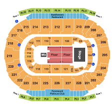 Fleetwood Mac Concert Tickets Seating Chart Scotiabank