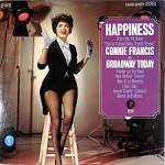 Happiness: Connie Francis on Broadway Today album by Connie Francis