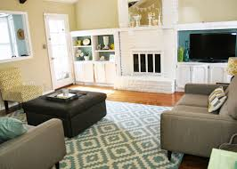 Ideas On How To Decorate A Living Room Classy Design Living Rooms Rug De