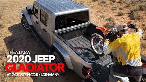 2020 Jeep Gladiator - IT'S HERE!