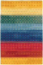 oasis rainbow 6156 0202 multi color rug