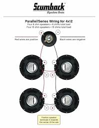 rig talk • view topic friedman 4x12 wiring still parallel series image