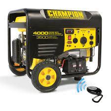 Champion Power Equipment 3 500 Watt Gasoline Powered Electric