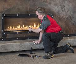 gas fireplace issues