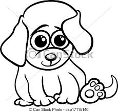 cute dog clipart black and white. Fine And Cute20dog20clipart20black20and20white To Cute Dog Clipart Black And White K