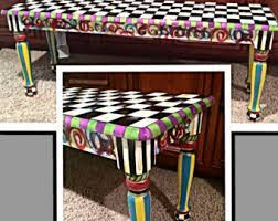 whimsical painted furnitureWhimsical furniture  Etsy