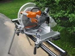 ridgid miter saw stand. priced to sell at $175 firm! for sale: hardly used ridgid 12\ miter saw stand