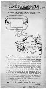american flyer remote control switch 720 operating instructions American Flyer Wiring Diagrams american flyer remote control switch 720 operating instructions american flyer wiring diagrams diesel