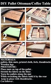 diy ikea ottoman upholstered top coffee table how to make tufted from large round into oval