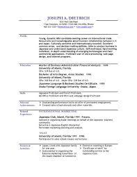 Resume Setup Example Enchanting Model Resume Download Goalgoodwinmetalsco