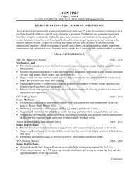 Millwright Resume Example millwright resume Cityesporaco 1