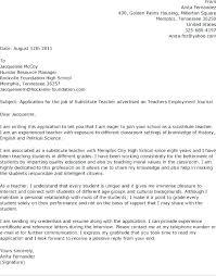 Sample Cover Letter For International Student Advisor Position ...