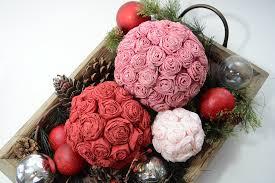 Make Tissue Paper Flower Balls How To Make Tissue Paper Flowers