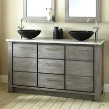 modern bathroom vanities with vessel sinks. Bathroom Vanities For Vessel Sinks Teak Double Vanity Gray Wash Kokols Modern And Blue Sink Combo Set With A