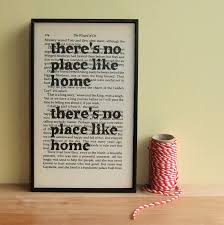 there s no place like home housewarming gift wizard of oz e on vine book page on luulla
