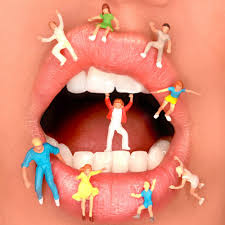 mouth can tell you about your health