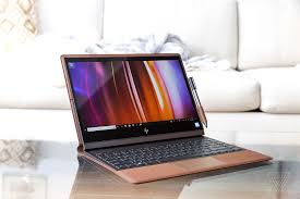 hp spectre folio review more laptops should be wrapped in leather