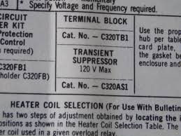 33 Symbolic Cutler Hammer Heater Coil Selection Chart