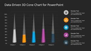 Free 3d Stacked Cone Diagram Powerpoint Graphics Slidemodel