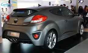 hyundai veloster turbo 2015. Exellent Turbo 2015 Hyundai Veloster Turbo Launched In Malaysia From RM152k Sport Version  RM156k  Buying Guide Carlistmy To T
