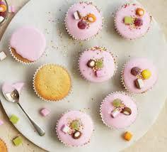 Snow Capped Fairy Cakes Recipe Bbc Good Food