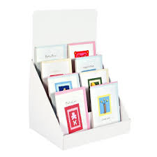 Greetings Card Display Stands greeting card display stands cardboard greeting card display stand 19