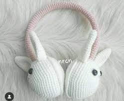 Herkesin Aradığı Amigurumi Kulaklık Tarifi ücretsiz - Amigurumi Bebek  #amigurumi #crochet #handmade #örgü #amigufumitarif #amigur… | Amigurumi,  Tığ desenleri, Örgü
