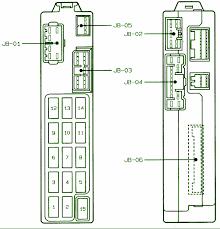 1994 mazda protege fuse box 1994 wiring diagrams online
