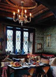 image dark dining room