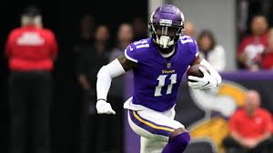 Laquon Treadwell Listed On Depth Chart As Vikings No 5
