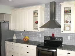 Kitchen Backsplash Glass Tile Glass Tile Backsplash Attractive Pattern But Also Very Useful