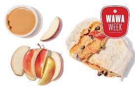 healthy wawa food orders