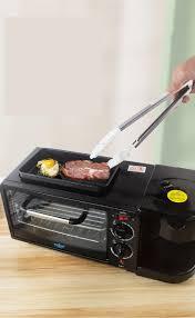 bếp nướng mini,Lò nướng điện đa năng 12L thông minh chất lượng cao, giải  pháp cho bữa an gia đình , Bảo hành 12 tháng - Lò vi sóng