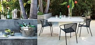cb2 outdoor furniture. CB2 - Outdoor Flipbook 2018 Page 20 Cb2 Furniture