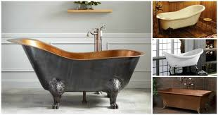 28 clawfoot tubs that will transform your bathroom