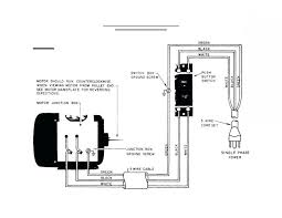 simple electric motor diagram. Interesting Motor Simple Electric Motor Wiring Diagram Single Phase  Century Magnetek To