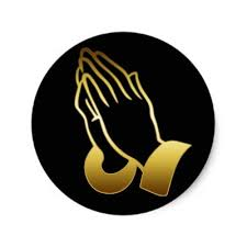 Image result for praying logo