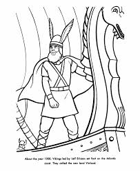 Small Picture USA Printables Discovery of North America US History Coloring Pages