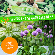 Free Spring Weekly Seedsnow Seed Giveaway Win A Free Spring Summer Seed Bank