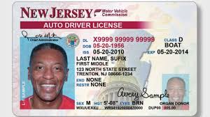 Drivers Licenses Outlaw Smiling Nj For