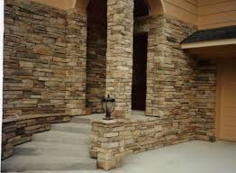 Stone Veneer Exterior Designing Ideas Decoration Ideas Various Stone Veneer Color And Shape For