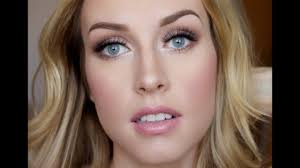 wedding makeup looks for blue eyes photo 1