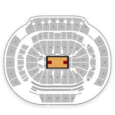 Atlanta State Farm Arena Seating Chart State Farm Arena Seating Chart Map Seatgeek