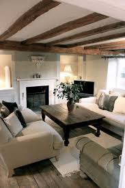 Country Living Rooms Custom Design