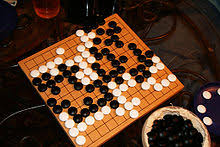 Game With Rocks And Wooden Board Go game Wikipedia 39